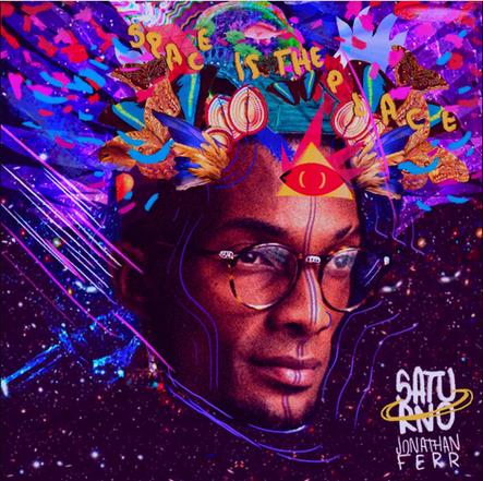 Jonathan Ferr - Saturno - Mixing