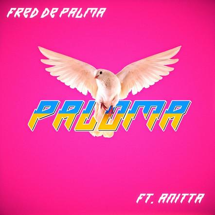 Fred De Palma Part. Anitta - Recording/Vocal production