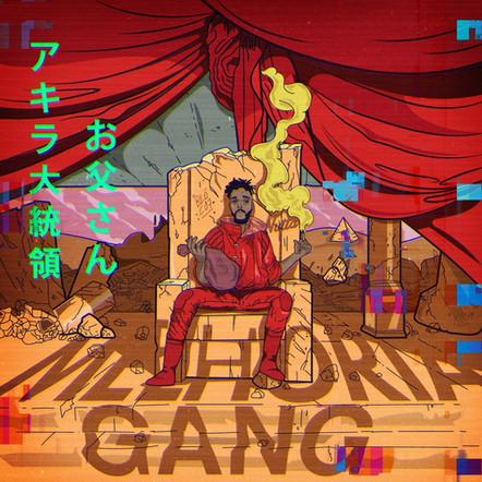 Akira Presidente - Melhoria Gang - Mixing
