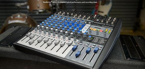 StudioLive® AR12