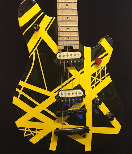 EVH Wolfgang Bumble Bee, limited edition Kill Switch
