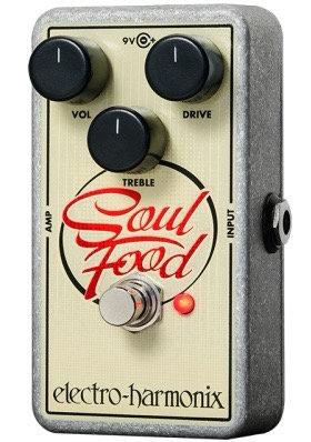 Soul Food Transparent Distortion / Fuzz / Overdrive