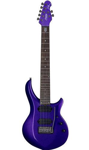 Sterling by Music Man John Petrucci MAJ170 Purple Matallic