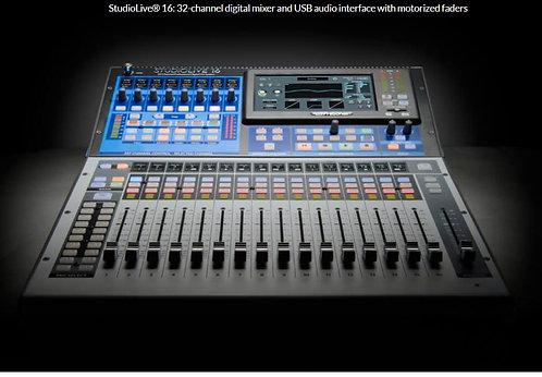StudioLive® 16