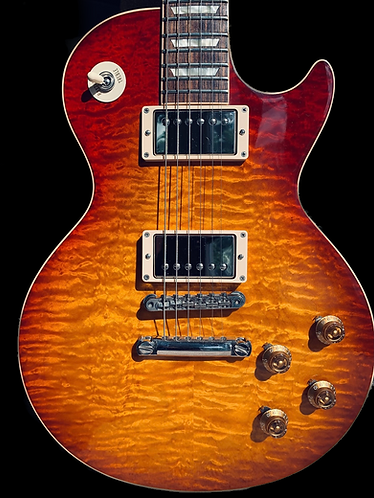 Gibson Les Paul R9 1959 Historic Wildwood specs 8.04 pounds