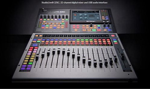 StudioLive® 32SC