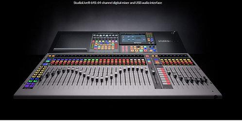 StudioLive® 64S