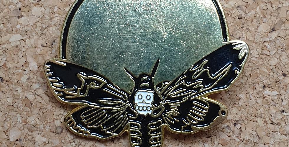 Moth Brooch - Large