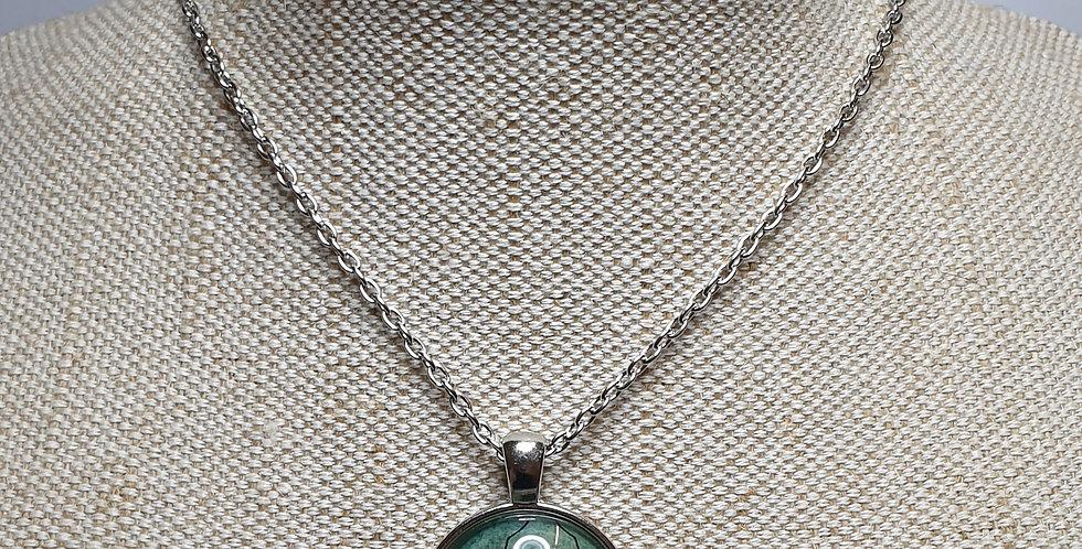 Redback Spider Necklace