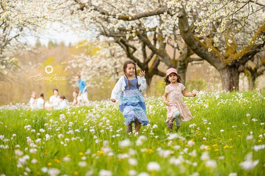 Frühlingsemotionen