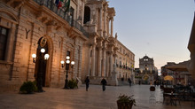 Working in ORTIGIA