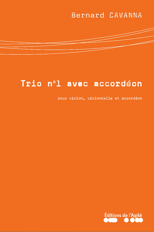 Trio n°1 avec accordéon