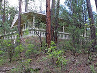 Cabin in the Woods north of Payson, Arizona