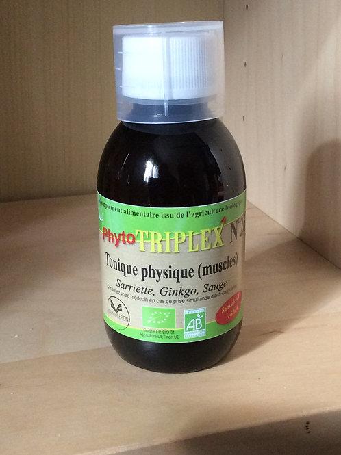 TRIPLEX 26 TONIQUE PHYSIQUE (muscles)