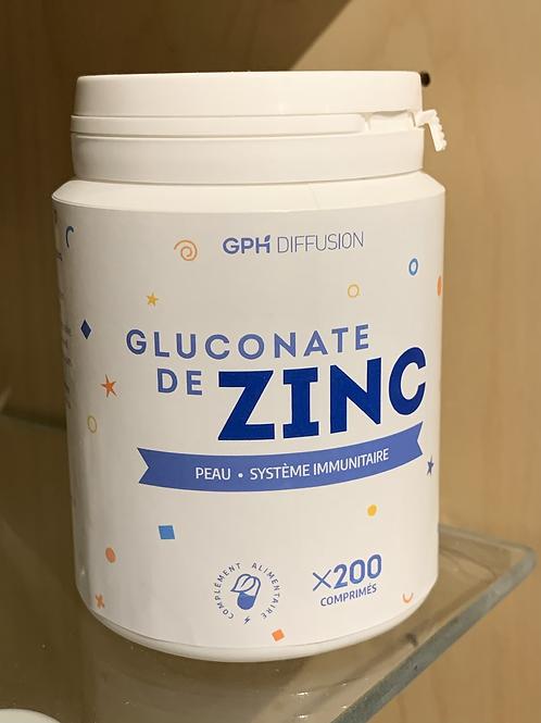 GLUCONATE DE ZINC