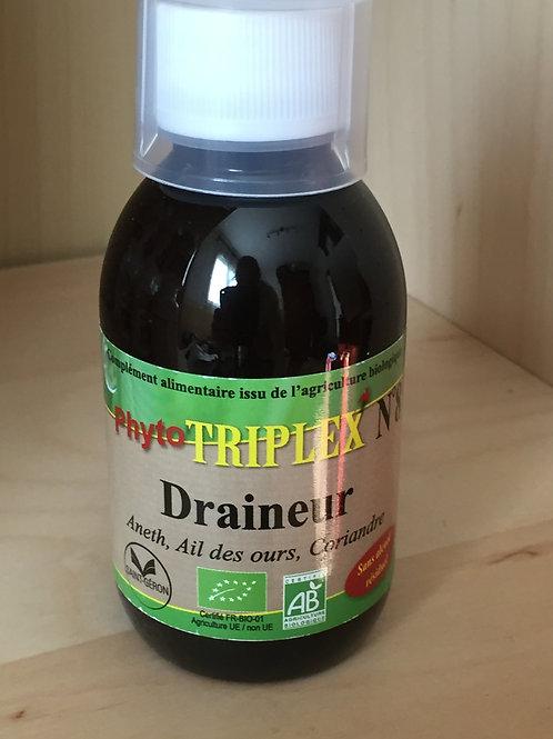 TRIPLEX 8 DRAINEUR