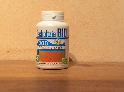 COMPRIMÉS ESCHOLTZIA 400 mg