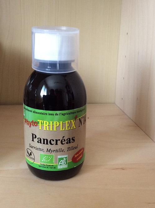 TRIPLEX 14 pancréas