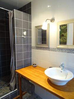Salle de bain douche & WC