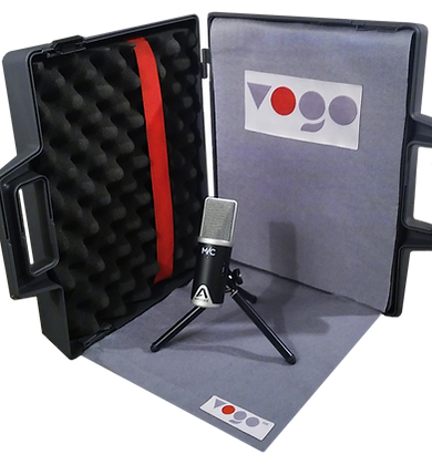 VOGO • Portable Recording Studio