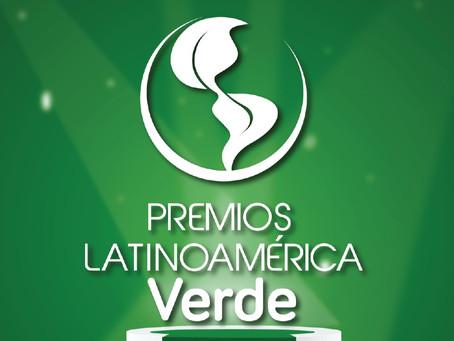 5 proyectos de Fondo para la Paz reconocidos en los Premios Latinoamérica Verde