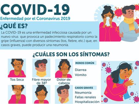 Recomendaciones de salud y prevención ante el COVID-19 para comunidades indígenas