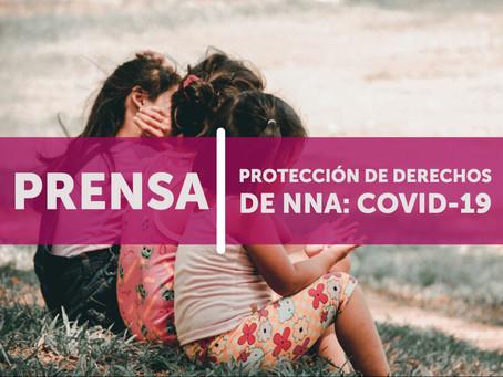 Posicionamiento ciudadano respecto al gasto público y la protección de derechos de NNA: COVID-19