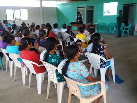 Fondo para la Paz IAP trabaja por los derechos humanos en la Huasteca Potosina