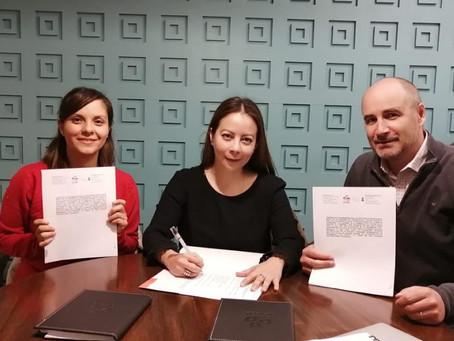 Firma de convenio para restaurar el paisaje y los suelos de la Mixteca