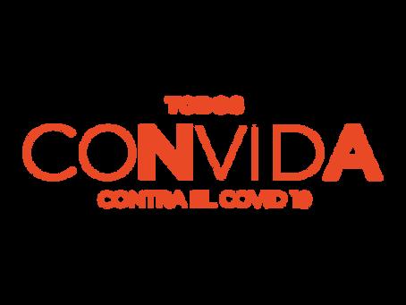 TODOS CONVIDA: Alianza para ofrecer información veraz y organizada para superar la COVID-19