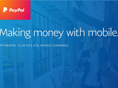 Optimize your site for mobile e-commerce