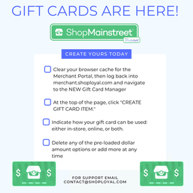 Sell e-gift cards online