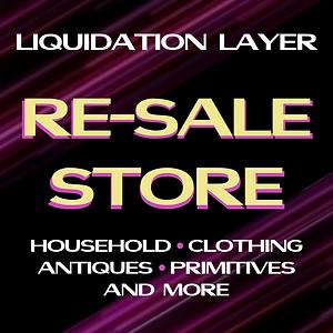 Liquidation Layer Re-Sale Store