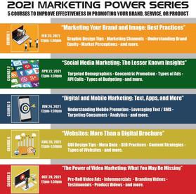 2021 Marketing Power Series