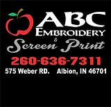 ABC Embroidery Inc.