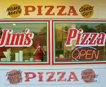 Jim's Pizza