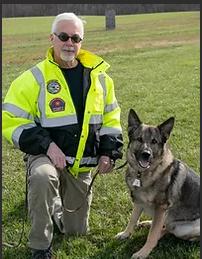 Bill Johnston, dog trainer