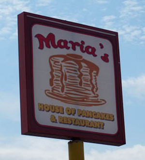 Maria's House of Pancakes