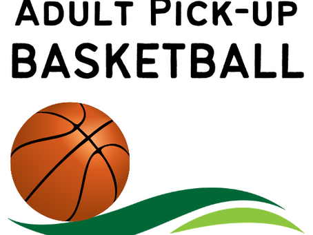 Adult Pick-up Basketball