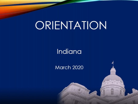 Indiana Unemployment Orientation