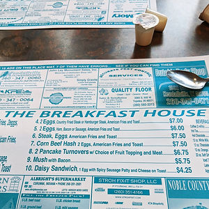 The Breakfast House