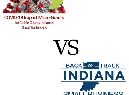 Restart Fund or Micro-Grant?