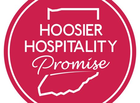 Take the Hoosier Hospitality Promise