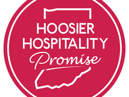 Take the Hoosier Hospitality Promise