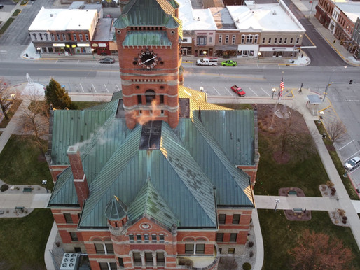 Fly Guy Drone Photography provides bird's eye view