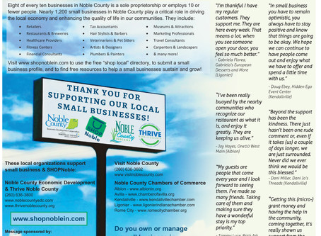 """Share your """"small business voice""""!"""