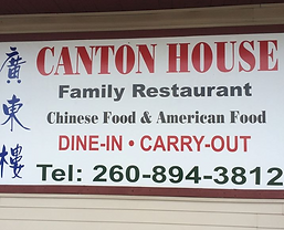 Canton House Chinese Restaurant
