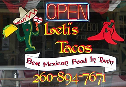 Leti's Tacos