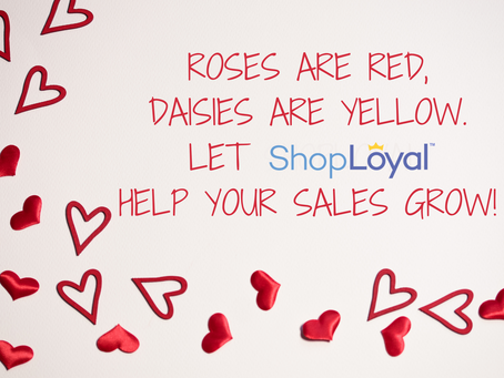 Sweeten your Valentine sales