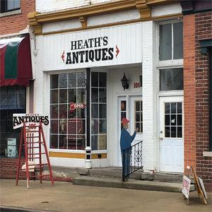 Heath's Antiques